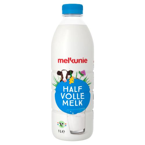 Halfvolle Melk (petfles, 1L)