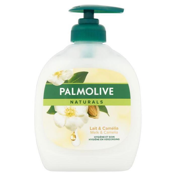 Palmolive Naturals camellia oil & almond handzeep (30cl)