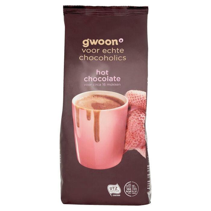 g'woon Hot chocolate (400g)