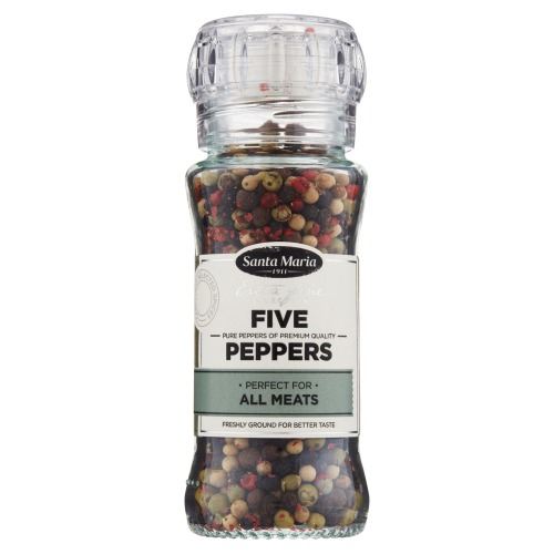 Santa Maria Five Peppers 60 g (60g)