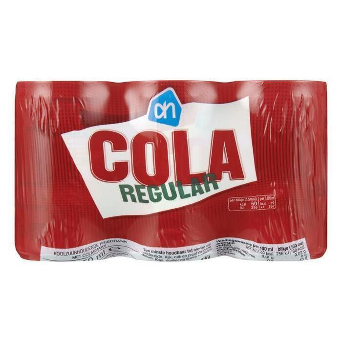 AH Cola regular mini (0.9L)