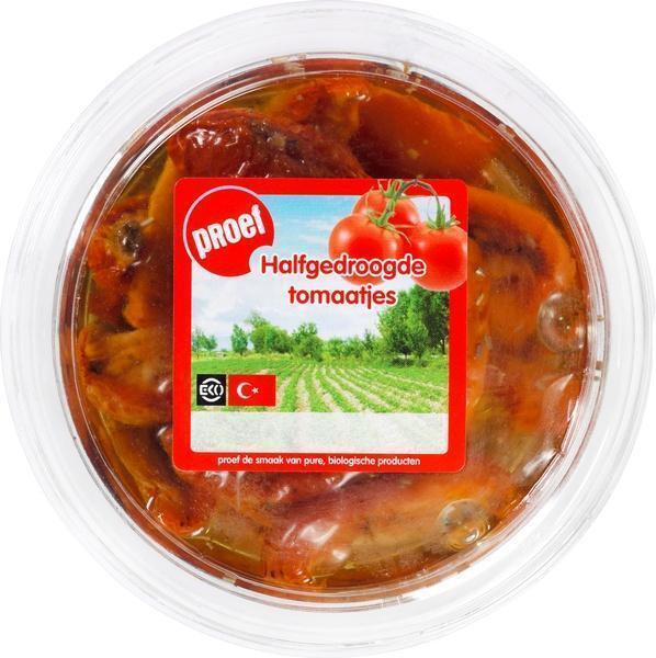 Halfgedroogde tomaatjes (200g)