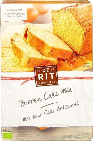 Boeren Cake Mix (400g)
