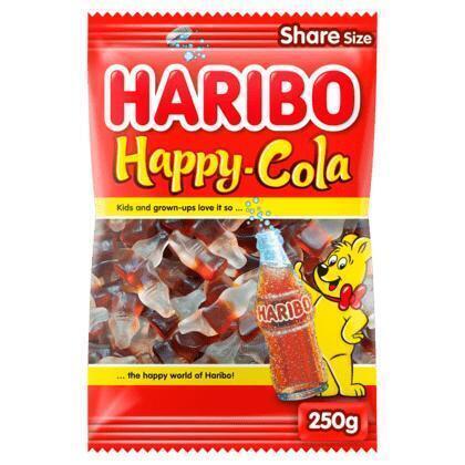 Happy cola (250g)