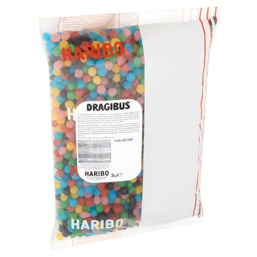 Haribo Dragibus 2 x 3 kg