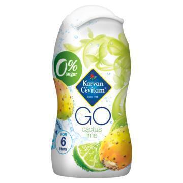 Go Cactus Lime (fles, 48ml)