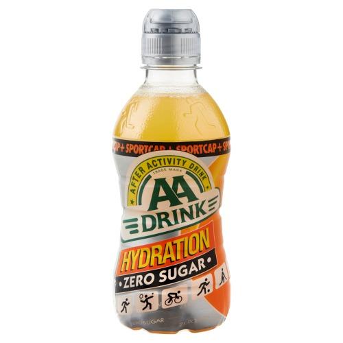 AA Drink Hydration Zero Sugar Sportdop 330 ml (33cl)