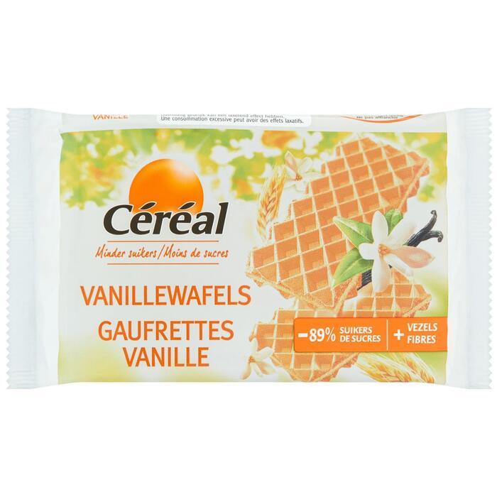Cereal Vanillewafel (90g)