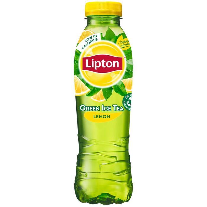 Lipton Ice tea green lemon (rol, 50 × 0.5L)