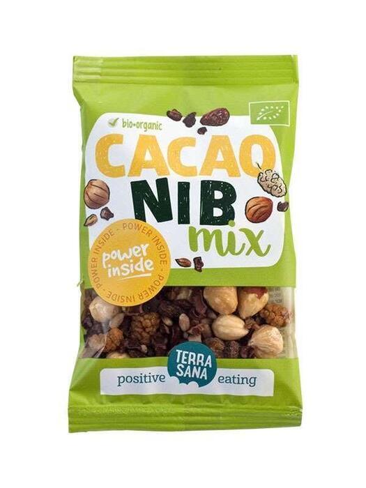 Cacaonibs mix TerraSana 45g (45g)