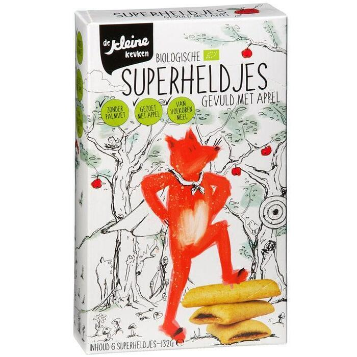 De Kleine Keuken Superheld (6 × 132g)