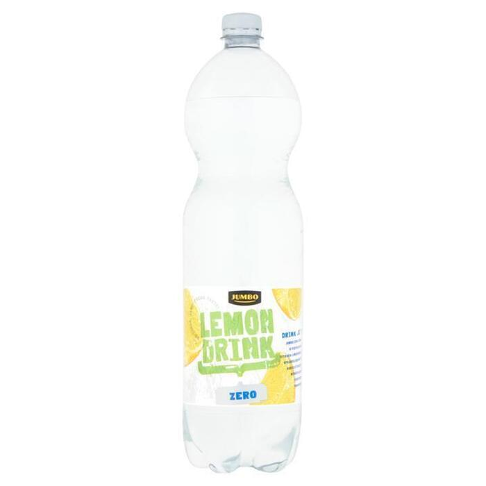 Lemondrink Zero (petfles, 1.5L)
