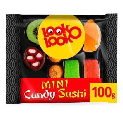 Mini snoep sushi (85g)