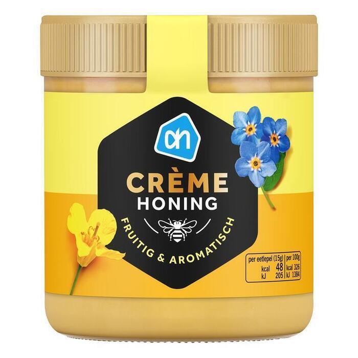 Zachte bloemenhoning creme (450g)