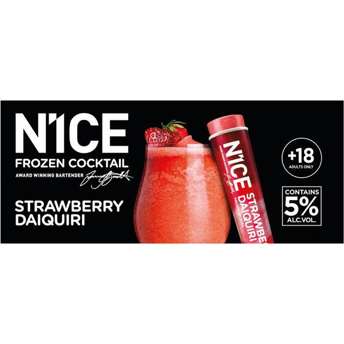 N1CE Strawberry daiquiri (3 × 354g)