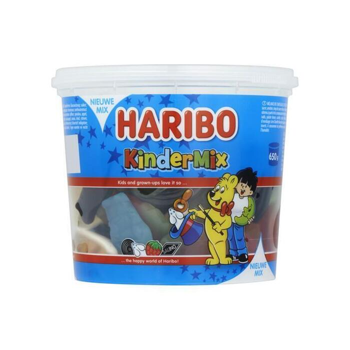 Haribo Kindermix silo (650g)