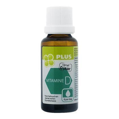 Vitamine D druppels (25ml)