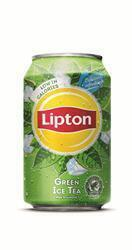 Lipton Green Tea (Blik) - Per Tray - (33cl)