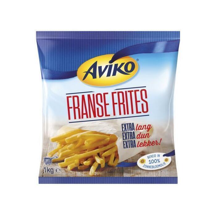 Franse Frites (Stuk, 1kg)