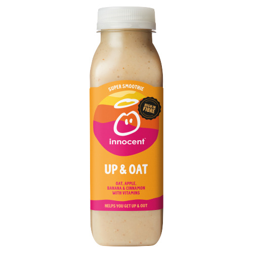 Innocent Super smoothie rock the oat (30cl)