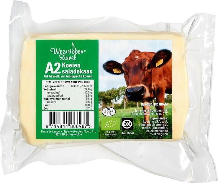 A2 Koeien-saladekaas (180g)