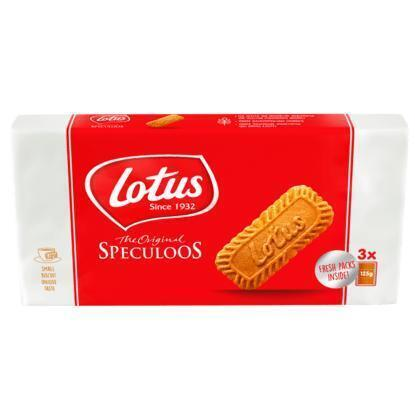 Koffieleutjes speculoos 3x125g (3 × 375g)