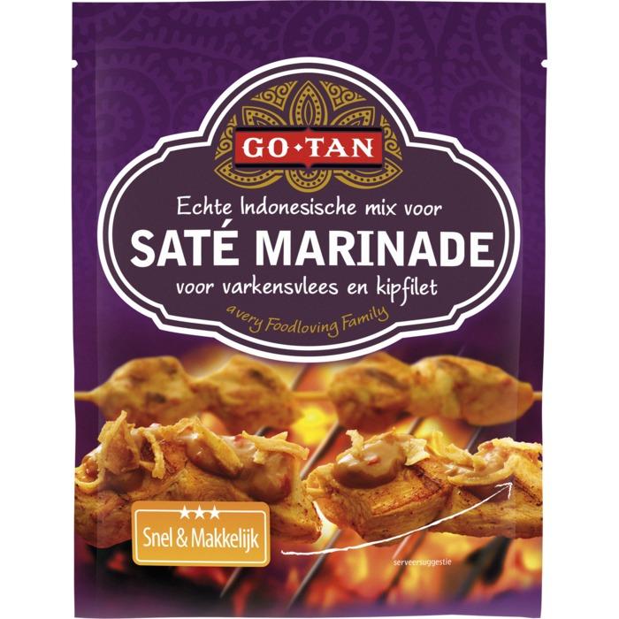 Go-Tan Marinade saté (38g)