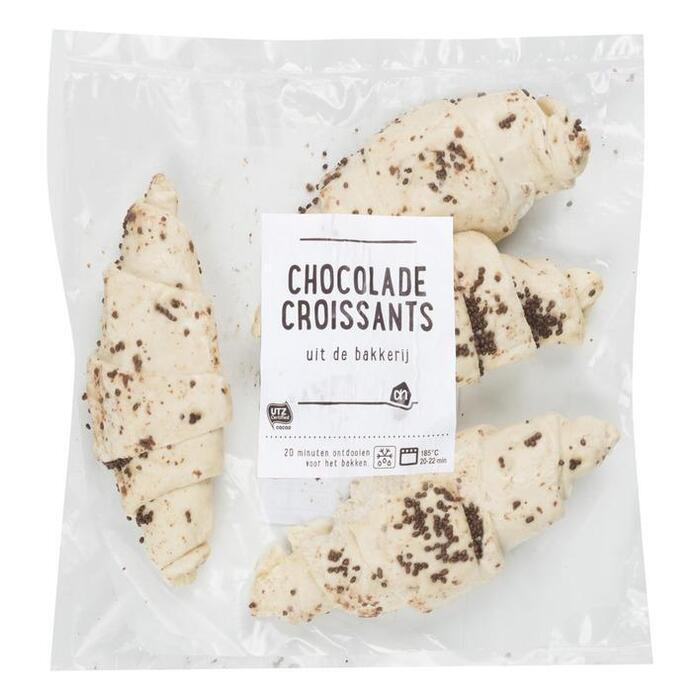 AH Diepvries chocolade croissants