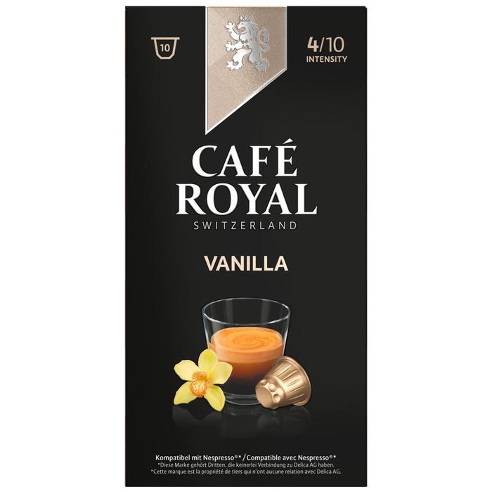 Vanilla  (10 cups) (10 × 50g)