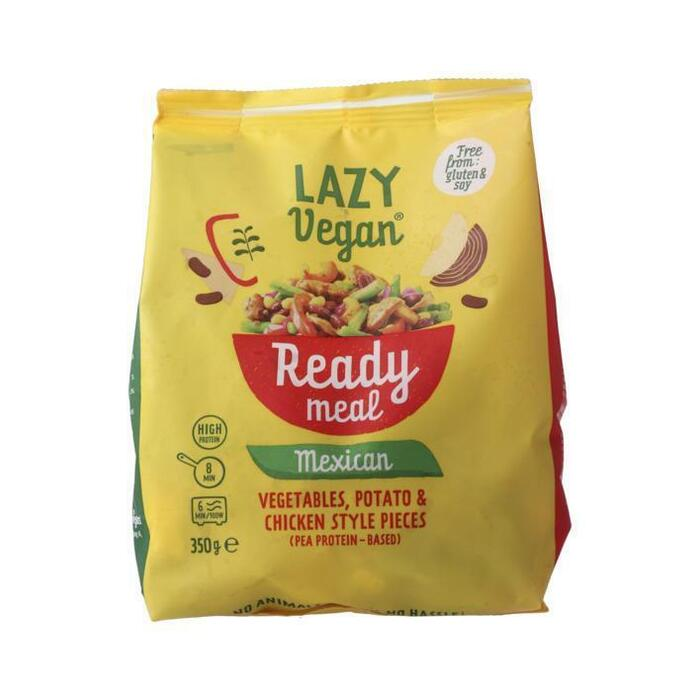 Lazy Vegan ready meal Mexican (400g)