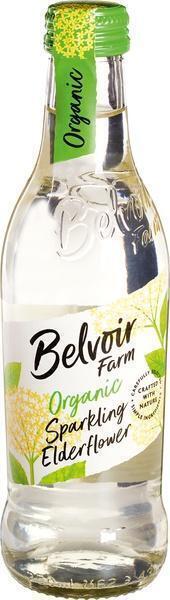 Organic Elderflower Pressé (fles, 250ml)
