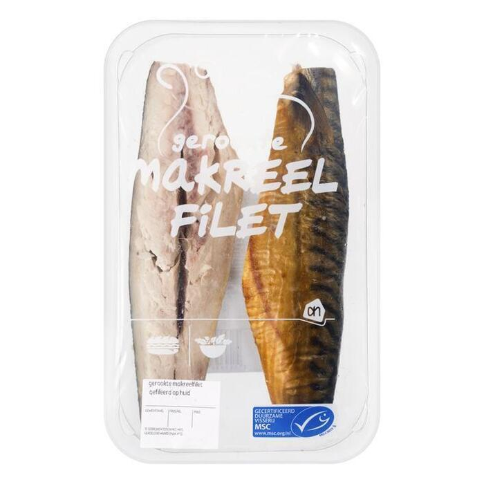 AH Halve gerookte makreel (200g)