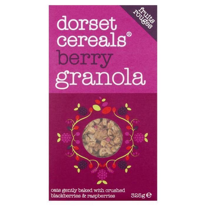 Dorset Cereals Berry Granola 325g (125g)