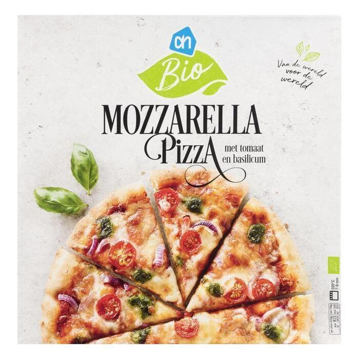 AH Biologisch Pizza mozzarella (410g)