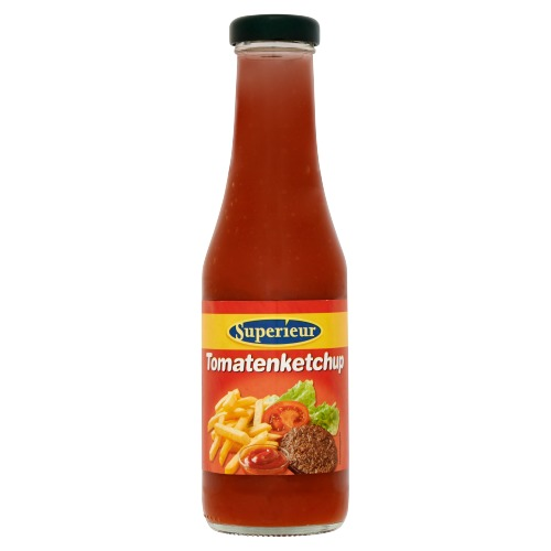 Tomatenketchup (glas, 45cl)