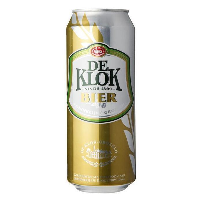 De Klok Bier (rol, 0.5L)