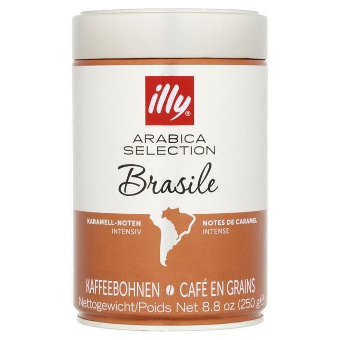 illy Arabica selection bonen Brazil (250g)