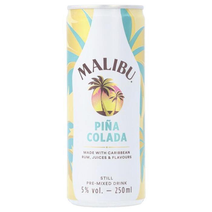 Malibu Pina Colada (250ml)