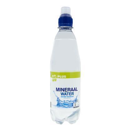 Plus Bronwater zonder koolzuur (rol, 0.5L)