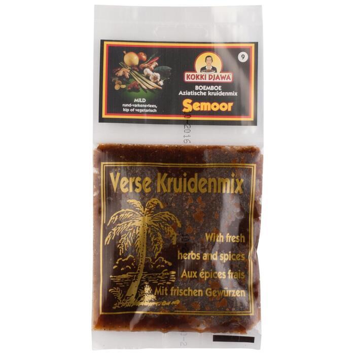 Aziatische Kruidenmix voor Semoor (zak, 100g)