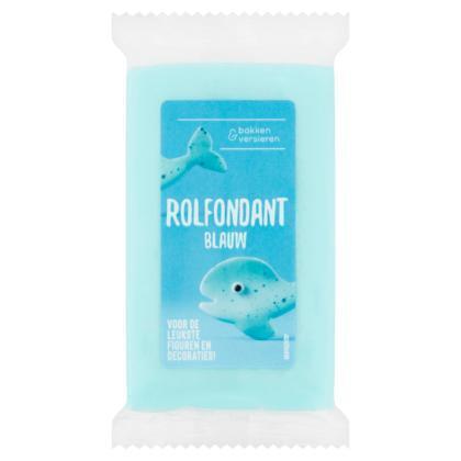 Rolfondant Blauw 150 g (150g)