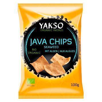 Java-chips seaweed (100g)