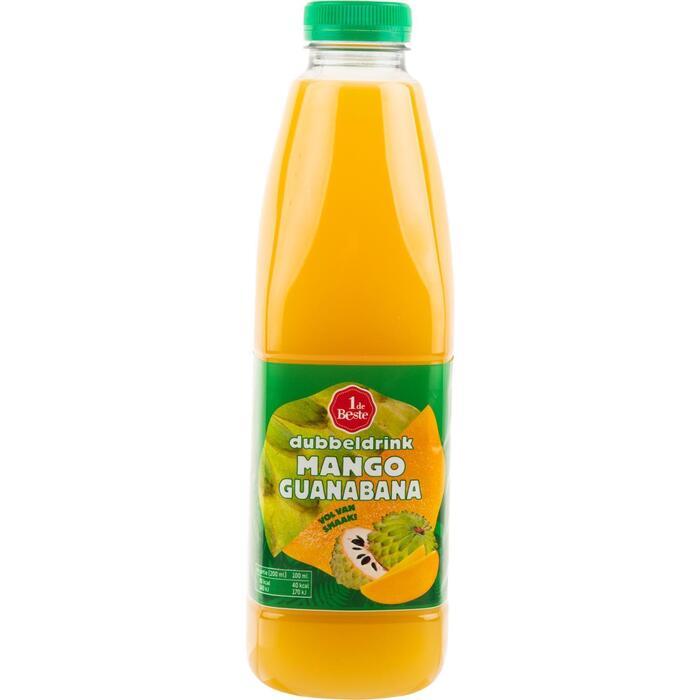 Dubbeldrank mango-guanabana (1L)