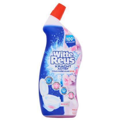 Witte Reus Kracht actief wc gel bloesem (0.7L)