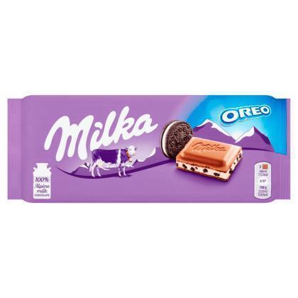 Milka Oreo (Stuk, 100g)