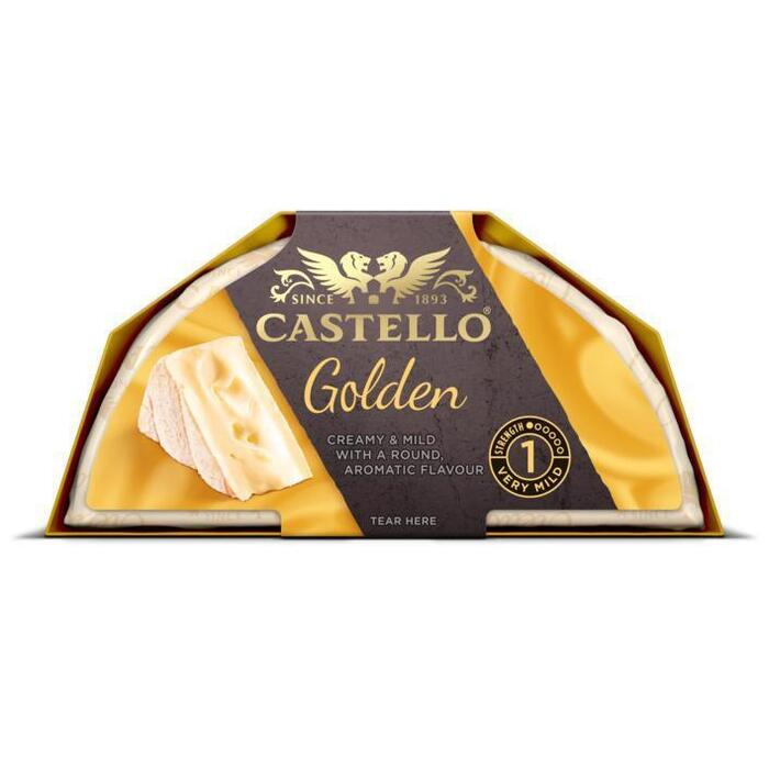 Castello Golden 55+ (bak, 150g)