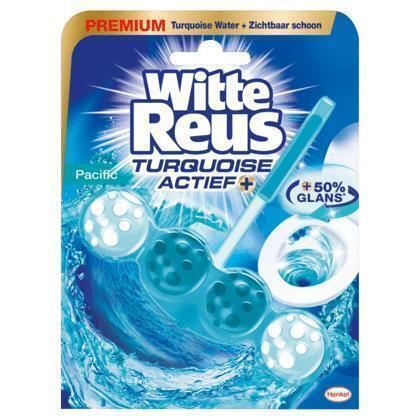 Witte Reus Turqoise actief (blister, 50g)