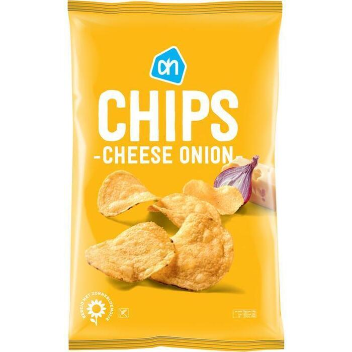 AH Chips cheese onion (250g)