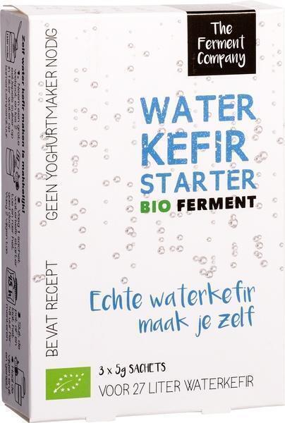 Kefir-starter voor water (3 st.)