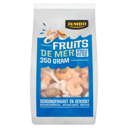 Jumbo Fruits de Mer 350 g (350g)